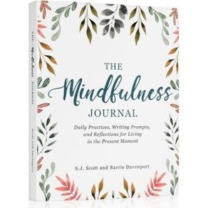The Mindfulness Journal 🌿 NWT 🌟 SJ Scott